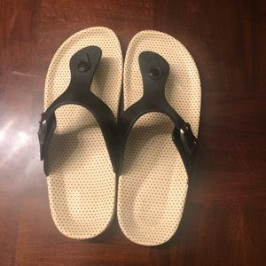 Beach Casual Sandals Size X large 9 / 10 New